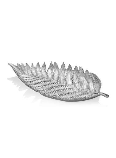 The Mia Yaprak Küçük (Askılı) Gümüş Gümüş